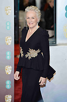 LONDON, UK - FEBRUARY 10: Glenn Close at the 72nd British Academy Film Awards held at Albert Hall on February 10, 2019 in London, United Kingdom. Photo: imageSPACE/MediaPunch<br /> CAP/MPI/IS<br /> ©IS/MPI/Capital Pictures