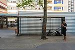 Gen&egrave;ve, le 25.04.2018<br />Abris PC de P&acirc;quis-centre.<br />Accueil des familles et des mineurs non accompagn&eacute;s.<br />&copy; Le Courrier / J.-P. Di Silvestro