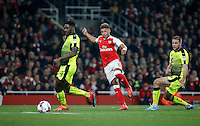 Arsenal v Reading - EFL Cup - 25.10.2016