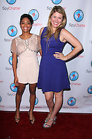 Tanisha Long, Shalyah Evans<br />