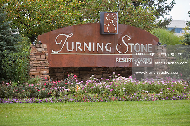 Turning Stone Resort & Casino is pictured in Verona, NY, Friday September 13, 2013. Turning Stone Casino and Resort is a resort owned and operated by the Oneida Indian Nation.