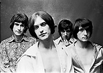 The Kinks 1967 Ray Davies, Dave Davies, Mick Avory and Pete Quaife