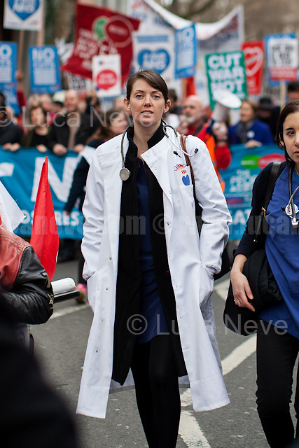 Aislinn Macklin-Doherty (Junior Doctor, Cancer Specialist Trainee).<br />