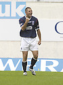 11/08/2007       Copyright Pic: James Stewart.File Name : sct_jspa05_falkirk_v_celtic.MICHAEL HIGDON CELEBRATE AFTER HE SCORES FALKIRK'S FIRST....James Stewart Photo Agency 19 Carronlea Drive, Falkirk. FK2 8DN      Vat Reg No. 607 6932 25.Office     : +44 (0)1324 570906     .Mobile   : +44 (0)7721 416997.Fax         : +44 (0)1324 570906.E-mail  :  jim@jspa.co.uk.If you require further information then contact Jim Stewart on any of the numbers above........