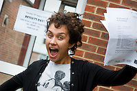 A Levels results day.??Date Taken: 19/08/10??Location: ?Contact:?Geoff Skeats ??Commissioned by:  Totton College - Geoff Skeates.Marketing and Communications.Totton College.Calmore Road.Totton.SO40 3ZX??023 80 874 874 ext 770..www.totton.ac.uk