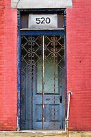 Urban textures - 520 Main, West End