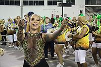 SÃO PAULO,SP,02.02.2019 - CARNAVAL-SP - Dani Bolina no ensaio Técnico Geral da escola de samba Unidos de Vila Maria, no sambódromo do Anhembi localizado na zona norte de São Paulo na noite deste sábado, 02. (Foto:Nelson Gariba /Brazil Photo Press)