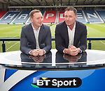 Rory Hamilton and Chris Sutton