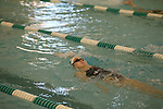 DENTON, TX - AUGUST 30: UNT Mean Green Swimming Pohl Recreation Center at Pohl Recreation Center on August 30, 2018 in Arlington, Texas. (Photo by Rick Yeatts)