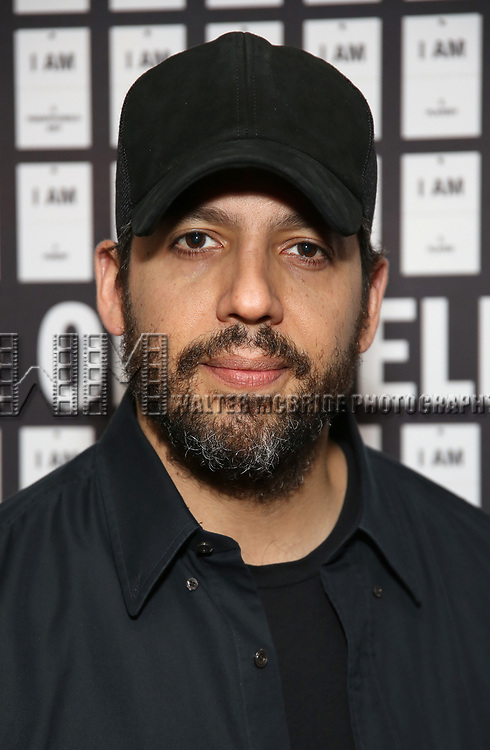 David Blaine attends the Opening Night after party for 'In & Of Itself' at ACE Hotel on April 12, 2017 in New York City.