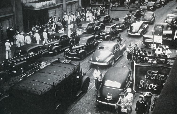 UNDATED..Historical...Granby Street scene...NEG#.NRHA#..