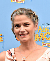 Caroline Sheen attends The Secret Diary Of Adrian Mole Aged 13 ¾ musical adaptation of Sue Townsend's comic fiction which opens in Adrian's 50th birthday year and follows the daily dramas and misadventures of the teenager's adolescent life, at Ambassadors Theatre, London, England on July 02, 2019.<br /> CAP/JOR<br /> ©JOR/Capital Pictures