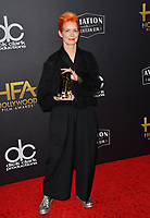 LOS ANGELES, CA. November 04, 2018: Sandy Powell at the 22nd Annual Hollywood Film Awards at the Beverly Hilton Hotel.<br /> Picture: Paul Smith/FeatureflashLOS ANGELES, CA. November 04, 2018: Wendy Starland at the 22nd Annual Hollywood Film Awards at the Beverly Hilton Hotel.<br /> Picture: Paul Smith/FeatureflashLOS ANGELES, CA. November 04, 2018: Sandy Powell at the 22nd Annual Hollywood Film Awards at the Beverly Hilton Hotel.<br /> Picture: Paul Smith/Featureflash