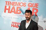 "Hugo Silva attends to the premiere of the spanish film ""Tenemos que Hablar"" in Madrid, February 25, 2016. (ALTERPHOTOS/BorjaB.Hojas)"