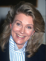 Candace Bergen<br /> 1990s<br /> Photo By Michael Ferguson/CelebrityArchaeology.com