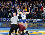Minnesota Gophers at South Dakota State University Wrestling