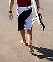 Australian Josh Kerr at Margaret River carpark, Western Australia.