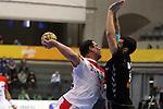 Issam Tej. TUNISIA vs MONTENEGRO: 27-25 - Preliminary Round - Group A
