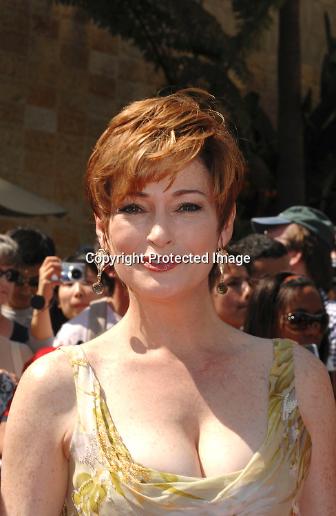 Carolyn Hennesey of General Hospital..arriving at The 34th Annual Daytime Emmy Awards on ..June 15, 2007 at The Kodak Theatre in Hollywood, California. ..Robin Platzer, Twin Images......212-935-0770