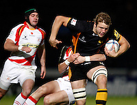 Wasps v Dragons 20121013