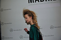 Sara Coleman in Mercedes-Benz Fashion Week Madrid 2013