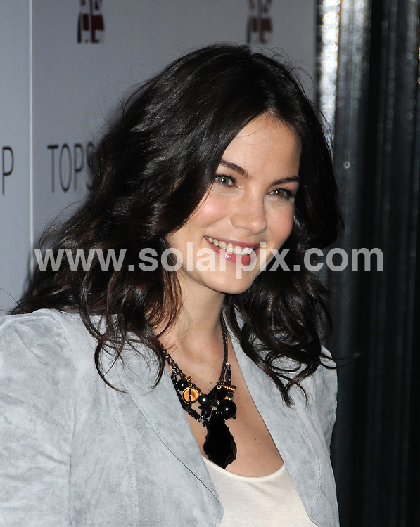 **ALL ROUND PICTURES FROM SOLARPIX.COM**.**SYNDICATION RIGHTS FOR UK, AUSTRALIA, DENMARK, PORTUGAL, S. AFRICA, SPAIN & DUBAI (U.A.E) ONLY**.Arcadia Group's Launch of Topshop and Topman Clothing Stores at Balthazar Restaurant in New York, USA. 31 March 2009..This pic: Michelle Monaghan..JOB REF: 8758 PHZ (Mayer)  DATE: 31_03_2009.**MUST CREDIT SOLARPIX.COM OR DOUBLE FEE WILL BE CHARGED**.**ONLINE USAGE FEE GBP 50.00 PER PICTURE - NOTIFICATION OF USAGE TO PHOTO @ SOLARPIX.COM**.**CALL SOLARPIX : +34 952 811 768 or LOW RATE FROM UK 0844 617 7637**