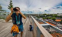 Paris, France, 28 May, 2018, Tennis, French Open, Roland Garros, Jan Willem de Lange, <br /> Photo: Henk Koster/tennisimages.com