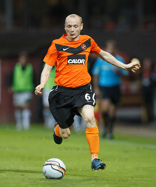 Willo Flood, Dundee Utd