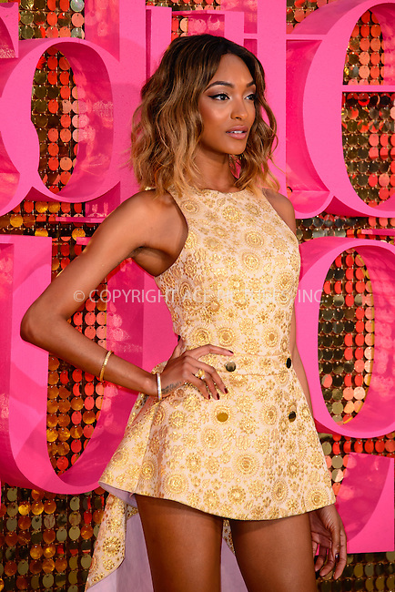 www.acepixs.com<br /> <br /> June 29 2016, London<br /> <br /> Jourdan Dunn arriving at the World Premiere of 'Absolutely Fabulous: The Movie' at the Odeon Leicester Square on June 29, 2016 in London, England<br /> <br /> By Line: Famous/ACE Pictures<br /> <br /> <br /> ACE Pictures Inc<br /> Tel: 6467670430<br /> Email: info@acepixs.com<br /> www.acepixs.com