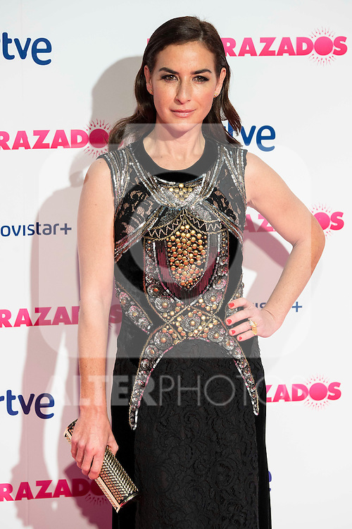 Belen Lopez attends to the premiere of the film &quot;Embarazados&quot; at Capitol Cinemas in Madrid, January 27, 2016.<br /> (ALTERPHOTOS/BorjaB.Hojas)