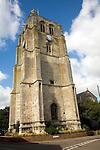 Church tower, Beccles, Suffolk, England