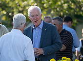 June 21, 2019 - Washington, DC, United States: United States Senator John Cornyn (Republican of Texas) attends the Congressional Picnic for Members of Congress and their families at The White House. <br /> Credit: Chris Kleponis / Pool via CNP