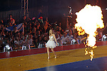 03/08/2014 - Closing Ceremony - Commonwealth Games Glasgow 2014 - Hampden Park - Glasgow - UK