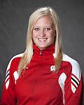 2010-11 UW Swimming and Diving Team - Brittany Kimmitt. (Photo by David Stluka)