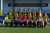 2019 05 14 CAVC V Bridgend, Welsh Schools FA CUP Final, Cardiff Met, Cardiff, Wales, UK
