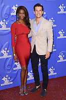 Oti Mabuse and Danny Mac<br /> celebrating the winners in this year&rsquo;s National Lottery Awards, the search for the UK&rsquo;s favourite Lottery-funded projects.  The glittering National Lottery Stars show, hosted by John Barrowman, is on BBC One at 10.45pm on Monday 12 September.<br /> <br /> <br /> &copy;Ash Knotek  D3151  09/09/2016