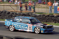 Round 10 of the 1991 British Touring Car Championship. #11 Will Hoy (GB). BMW Team Listerine. BMW M3.