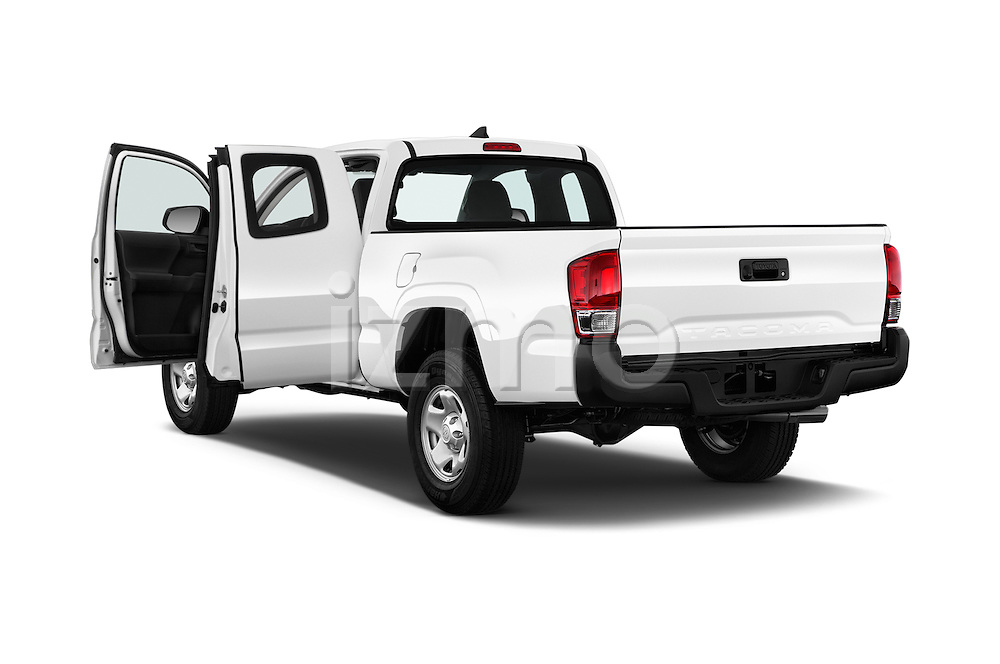 Car images of 2017 Toyota Tacoma SR-Access 4 Door Pick-up Doors
