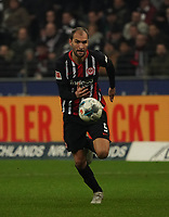 Bas Dost (Eintracht Frankfurt) - 18.12.2019: Eintracht Frankfurt vs. 1. FC Koeln, Commerzbank Arena, 16. Spieltag<br /> DISCLAIMER: DFL regulations prohibit any use of photographs as image sequences and/or quasi-video.