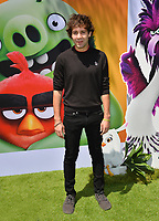 "LOS ANGELES, USA. August 10, 2019: David Dobrik at the premiere of ""The Angry Birds Movie 2"" at the Regency Village Theatre.<br /> Picture: Paul Smith/Featureflash"