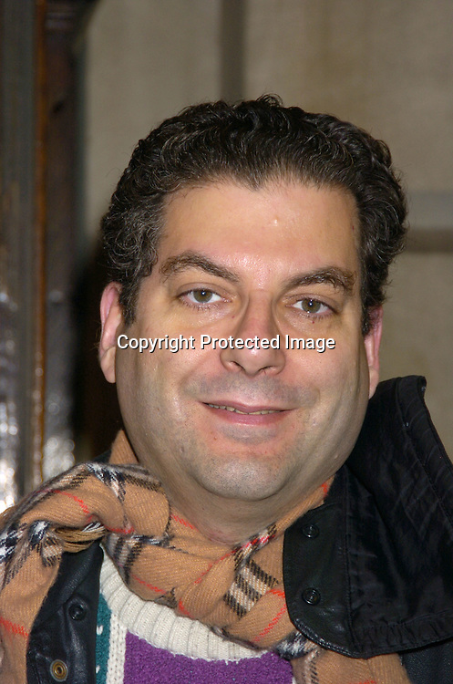 "Michael Musto ..at The Broadway opening night of ""Steel Magnolias"" ..on April 4, 2005 at The Lyceum Theatre. ..Photo by Robin Platzer, Twin Images"