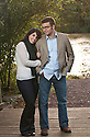 October 10, 2009 /   Nina and Joel engagement photo / Photo by Bob Laramie