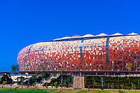 Soccer City, FNB Stadium, Johannesburg, South Africa.