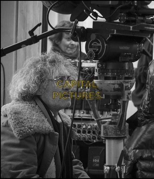 Philippe Garrel (Director)<br /> on the set of Jealousy (2013) <br /> (La jalousie)<br /> *Filmstill - Editorial Use Only*<br /> CAP/FB<br /> Image supplied by Capital Pictures