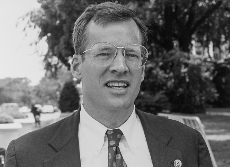 Portrait of Rep. Jack Kingston, R-Ga., on July 19, 1993. (Photo by Chris Martin/CQ Roll Call via Getty Images)