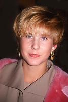 #MonicaSeles 1991<br /> Photo by John Barrett/PHOTOlink.net / MediaPunch