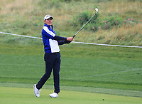 Jason Scrivener (AUS) on the 10th fairway during Round 2 of the D+D Real Czech Masters at the Albatross Golf Resort, Prague, Czech Rep. 01/09/2017<br /> Picture: Golffile | Thos Caffrey<br /> <br /> <br /> All photo usage must carry mandatory copyright credit     (&copy; Golffile | Thos Caffrey)