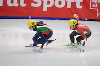 SHORT TRACK: DORDRECHT: Sportboulevard, 14-02-2016, ISU World Cup Short Track Final 2015/2016, ©photo Martin de Jong