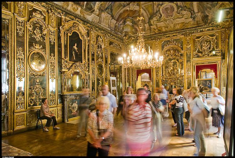 L'Appartamento dei Principi a Palazzo Carignano