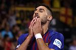 League LNFS 2018/2019.<br /> Play Off. Game: 5.<br /> FC Barcelona Lassa vs El Pozo Murcia: 3-2.<br /> Adolfo Fernandez.